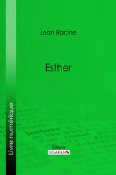 Esther by Jean Racine