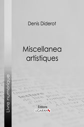 Miscellanea artistiques by Denis Diderot