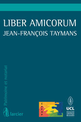 Liber Amicorum Jean-François Taymans by unknown