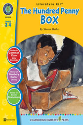 The Hundred Penny Box - Literature Kit Gr. 3-4 by Eleanor Summers