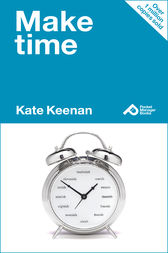 Make Time by Kate Keenan