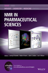 NMR in Pharmaceutical Science by Jeremy R. Everett
