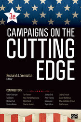 Campaigns on the Cutting Edge by Richard J. Semiatin