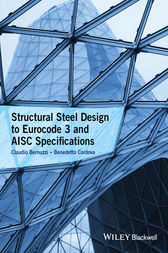 Structural Steel Design to Eurocode 3 and AISC Specifications by Claudio Bernuzzi