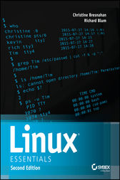Linux Essentials by Christine Bresnahan
