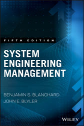 System Engineering Management by Benjamin S. Blanchard