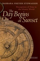 The Day Begins at Sunset by Barbara Stowasser