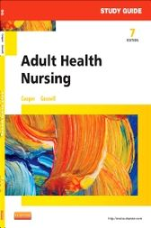 Study Guide for Adult Health Nursing - E-Book by Kim Cooper
