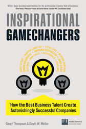 Inspirational Gamechangers by Gerry Thompson