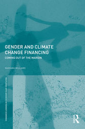 Gender and Climate Change Financing by Mariama Williams