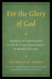 For the Glory of God by Richard H. Jones