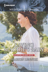 Saving Maddie's Baby by Marion Lennox