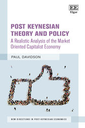 Post Keynesian Theory and Policy by Paul Davidson
