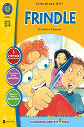 Frindle - Literature Kit Gr. 3-4 by Staci Marck
