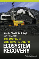 Reclamation of Mine-impacted Land for Ecosystem Recovery by Nimisha Tripathi