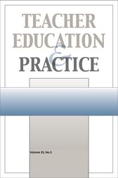 Tep Vol 23-N3 by Teacher Education and Practice