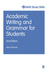 Academic Writing and Grammar for Students by Alex Osmond