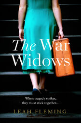 The War Widows by Leah Fleming