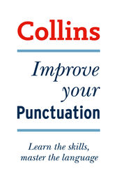 Collins Improve Your Punctuation by Graham King