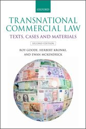 Transnational Commercial Law by Roy Goode