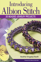 Introducing Albion Stitch by Heather Kingsley-Heath