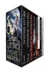 The Last Kingdom Series Books 1–8: The Last Kingdom, The Pale Horseman, The Lords of the North, Sword Song, The Burning Land, Death of Kings, The Pagan Lord, The Empty Throne (The Last Kingdom Series) by Bernard Cornwell