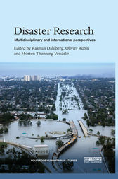 Disaster Research by Rasmus Dahlberg