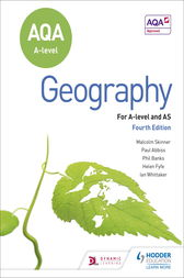 AQA A-level Geography Fourth Edition by Ian Whittaker