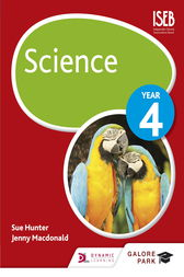 Science Year 4 by Sue Hunter