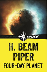 Four-Day Planet by H. Beam Piper