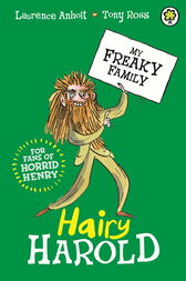 Hairy Harold by Laurence Anholt
