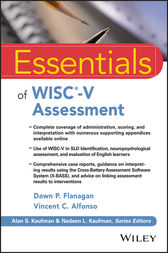 Essentials of WISC-V Assessment by Dawn P. Flanagan