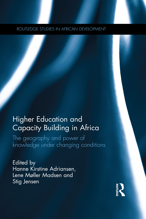 Download Ebook Higher Education and Capacity Building in Africa by Hanne Kirstine Adriansen Pdf