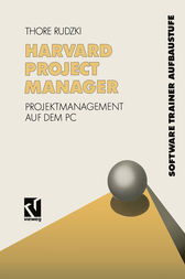 Harvard Project Manager by Thore Rudzki
