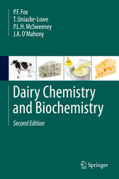 Dairy Chemistry and Biochemistry by P. F. Fox