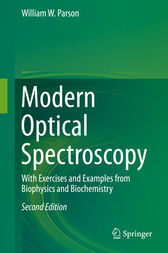 Modern Optical Spectroscopy by William W. Parson