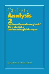 Analysis 2 by Otto Forster