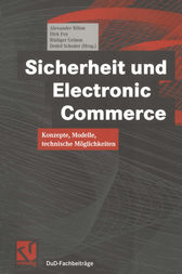 Sicherheit und Electronic Commerce by Alexander Röhm