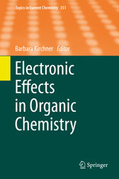 Electronic Effects in Organic Chemistry by Barbara Kirchner