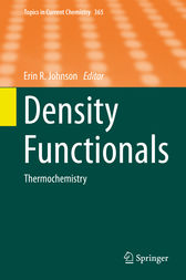 Density Functionals by Erin R. Johnson