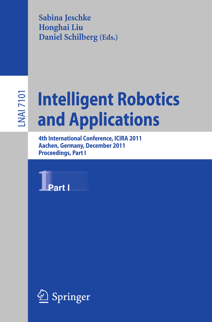 Intelligent Robotics and Applications - >100