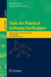 Tools for Practical Software Verification by Bertrand Meyer