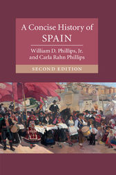 A Concise History of Spain by Jr Phillips