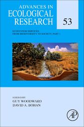 Ecosystem Services: From Biodiversity to Society, Part 1 by Guy Woodward