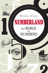 Numberland by Mitchell Symons
