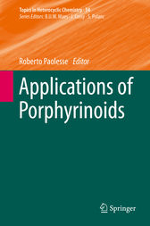 Applications of Porphyrinoids by Roberto Paolesse