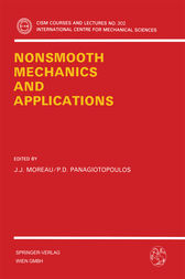 Nonsmooth Mechanics and Applications by J.J. Moreau