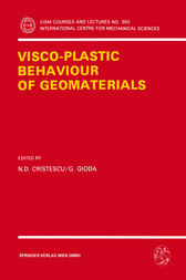 Visco-Plastic Behaviour of Geomaterials