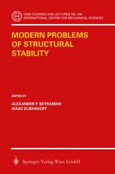 Modern Problems of Structural Stability by Alexander P. Seyranian