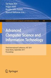 Advanced Computer Science and Information Technology by Tai-hoon Kim